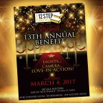 13th Annual Benefit:  Lights, Camera, Love-In-Action!